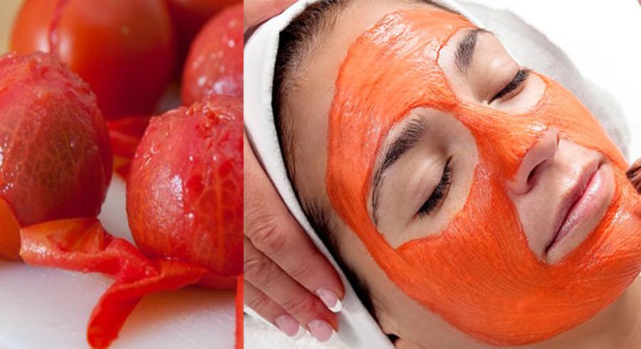 Kết quả hình ảnh cho mặt nạ cà chua
