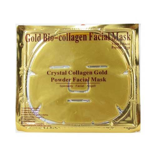 mặt nạ collagen vàng dưỡng da Gold Bio Collagen Facial Mask