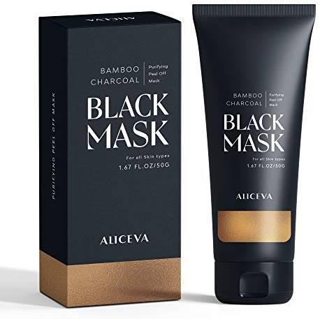 Gel lột mụn than tre hoạt tính Aliceva Blackhead Remover Mask