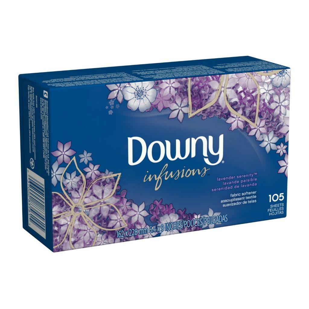 Giấy xả thơm quần áo Downy