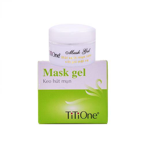 Sản phẩm gel lột mụn Titione mask gel