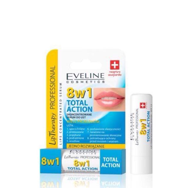 Son dưỡng môi 8 in 1 Eveline