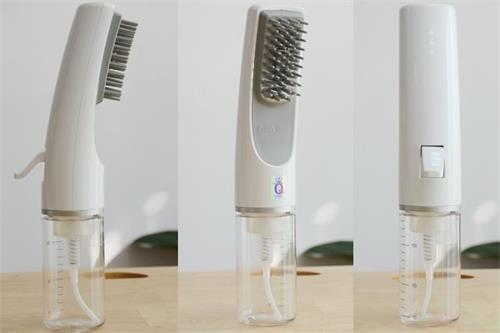Lược nhuộm tóc thông minh Bubble stick Hàn Quốc