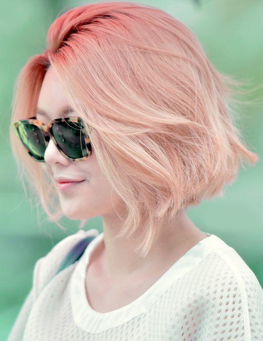 Màu hồng nhạt