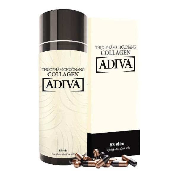 Collagen ADIVA dạng viên
