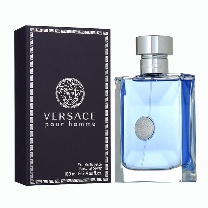 Nước hoa Versace pour homme nam có gì đặc biệt?