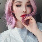 Bảng màu nhuộm tóc nữ đẹp nhất năm 2019