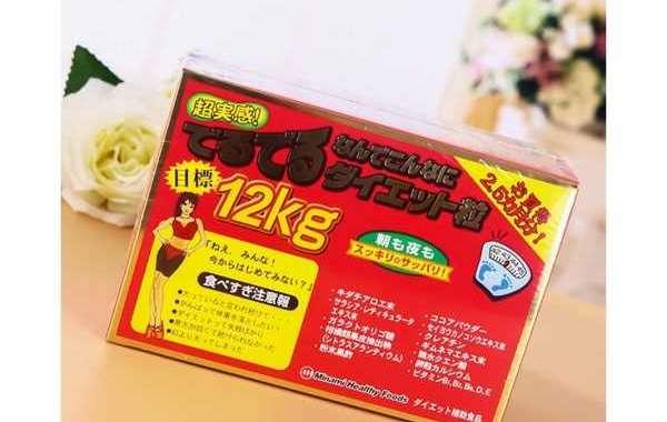 Mua viên uống giảm cân 12kg Deru Deru Nhật Bản ở đâu chính hãng? Giá bao nhiêu?