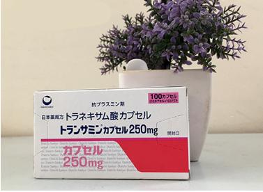 Những đối tượng không nên dùng thuốc Transamin dưỡng trắng da?