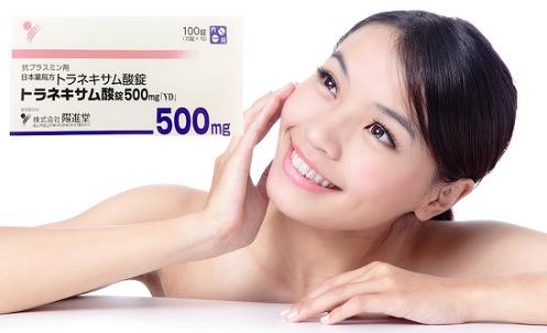 Thuốc Transamin dưỡng trắng da của Nhật Bản có tốt không?