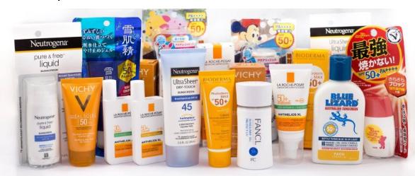 Một số loại kem chống nắng có khả năng bảo vệ tốt cho da mà bạn có thể tham khảo như:vichy, laroche posay, SK-II, bioderma
