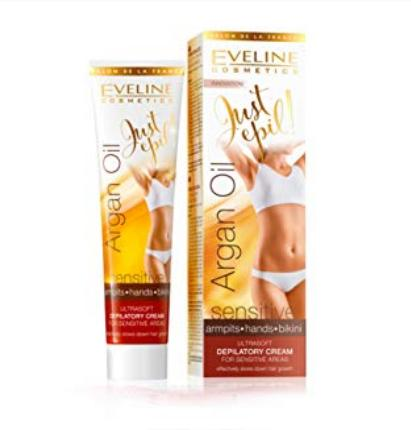 Eveline Just Epil Argan Oil Ultra Soft Cream