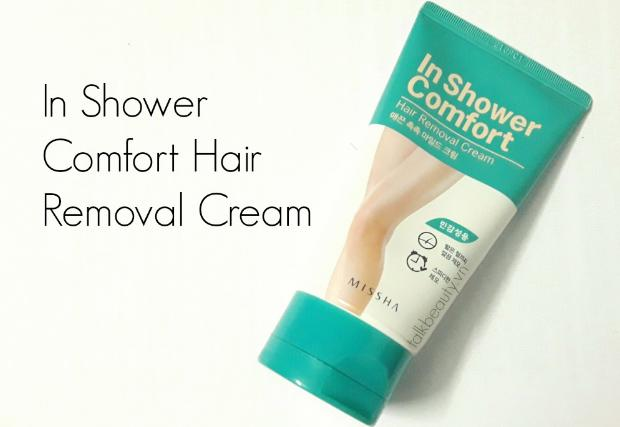 Missha In Shower Comfort Hair