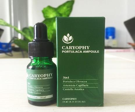 Serum trị mụn Caryophy có tốt không?