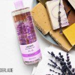 REVIEW Nước hoa hồng Derladie Rose Natural Moisture Toner