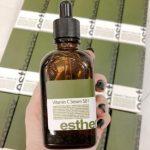 REVIEW Vitamin C Serum 561 Esthemax có tốt không