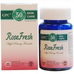 REVIEW Viên uống trị mụn Rose Fresh có tốt không?