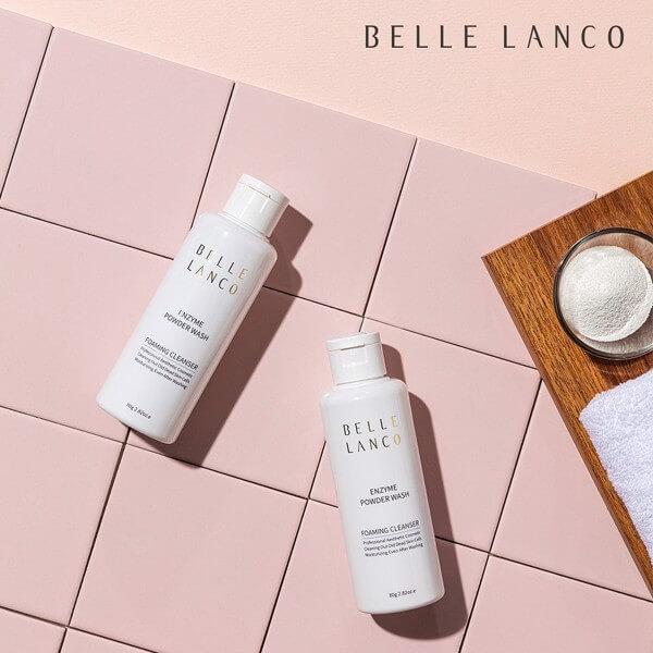 Bột rửa mặt Belle Lanco