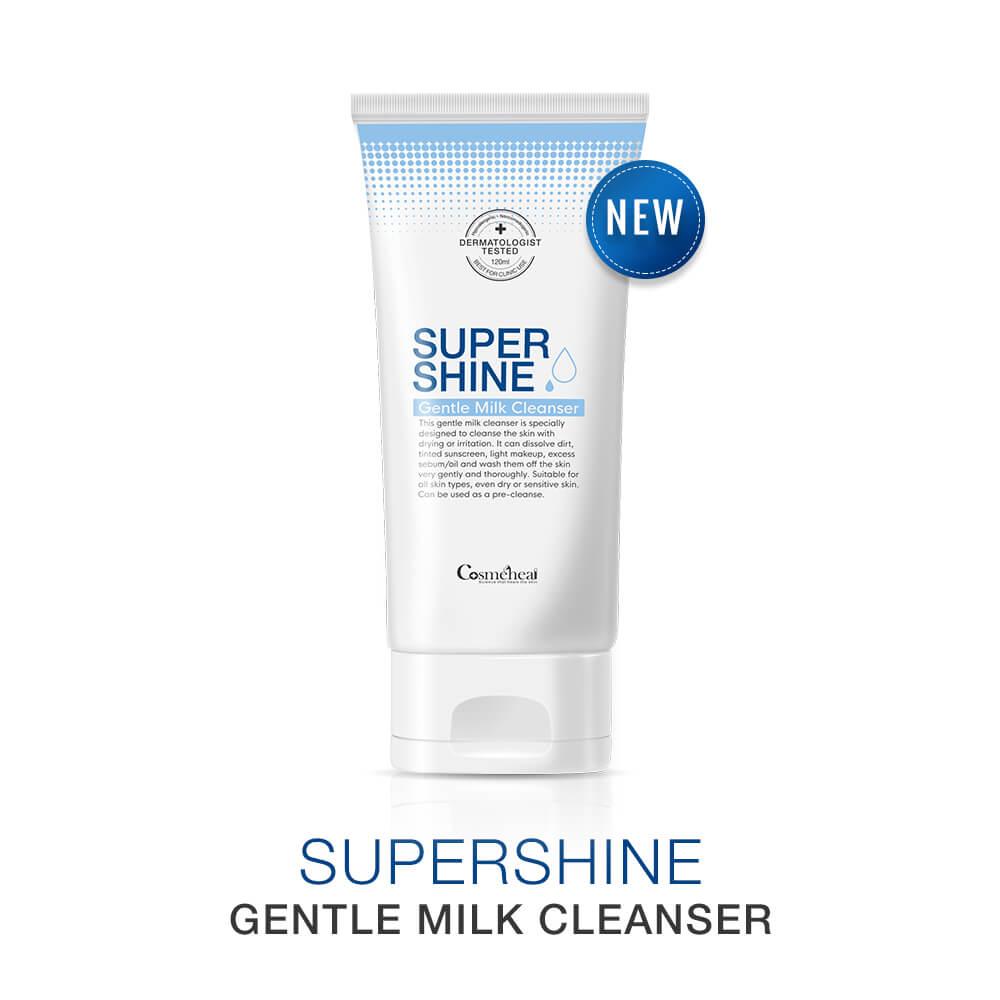 Sữa rửa mặt Super Shine
