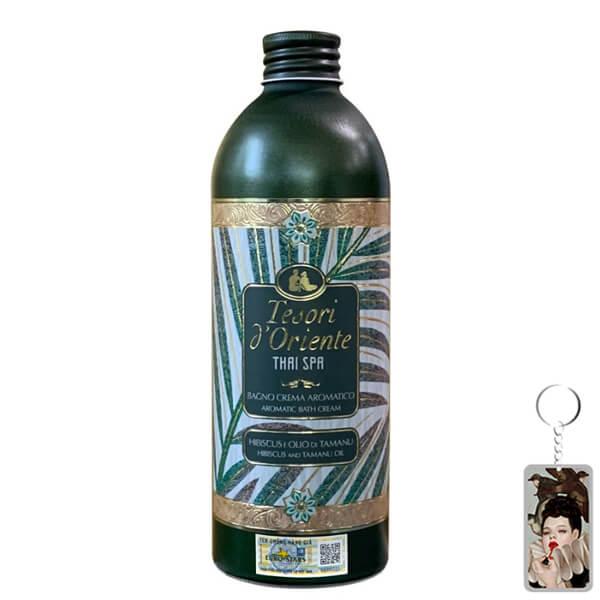 Thái Spa và tinh dầu Tamanu